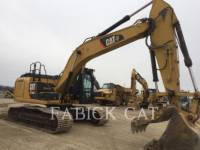 CATERPILLAR PELLES SUR CHAINES 324E HT equipment  photo 1