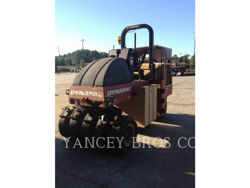 DYNAPAC COMPACTORS CP142 equipment  photo 2