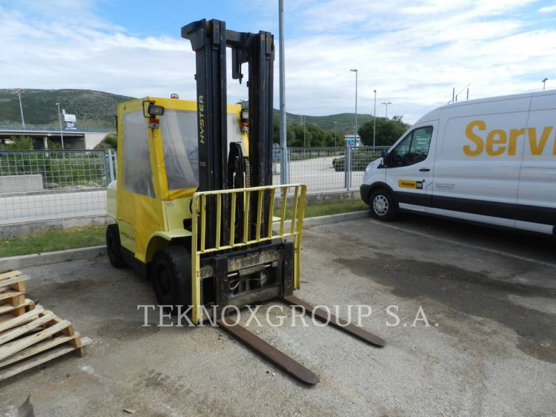 HYSTER EMPILHADEIRAS H4.00HM-5 equipment  photo 2