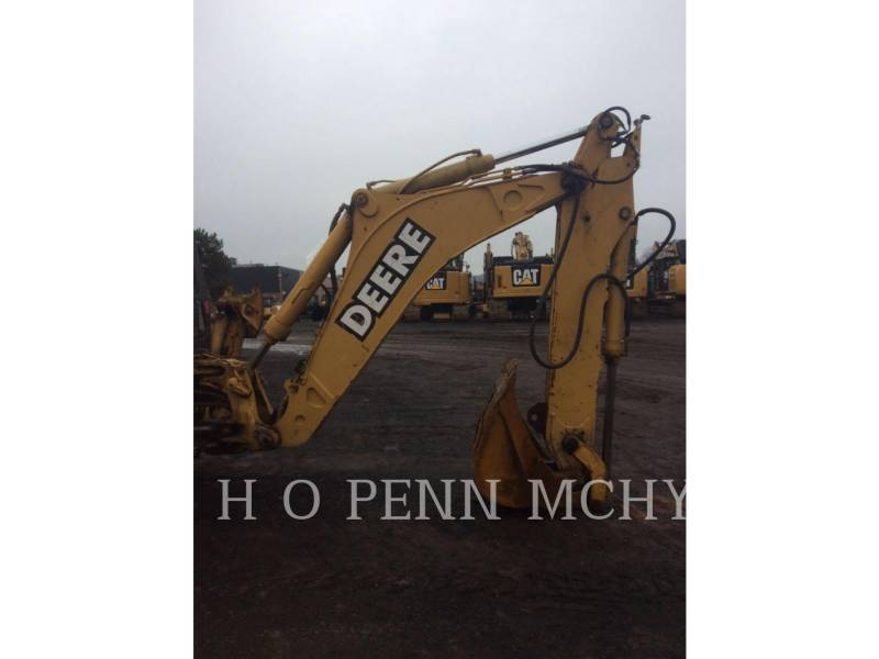 JOHN DEERE BACKHOE LOADERS 410E equipment  photo 12