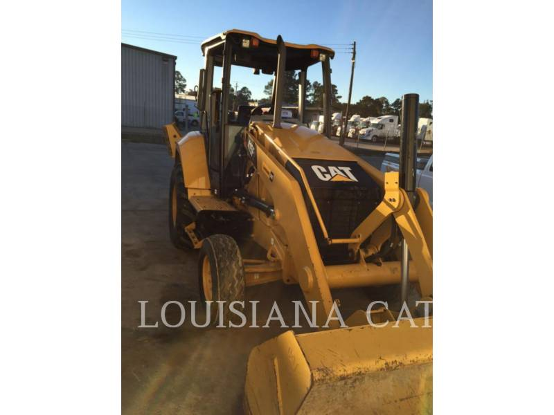 CATERPILLAR CHARGEUSES-PELLETEUSES 415F2 equipment  photo 1