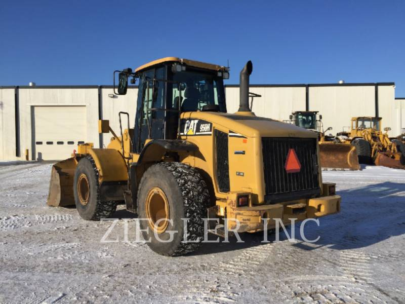 CATERPILLAR WHEEL LOADERS/INTEGRATED TOOLCARRIERS 950HSW equipment  photo 2