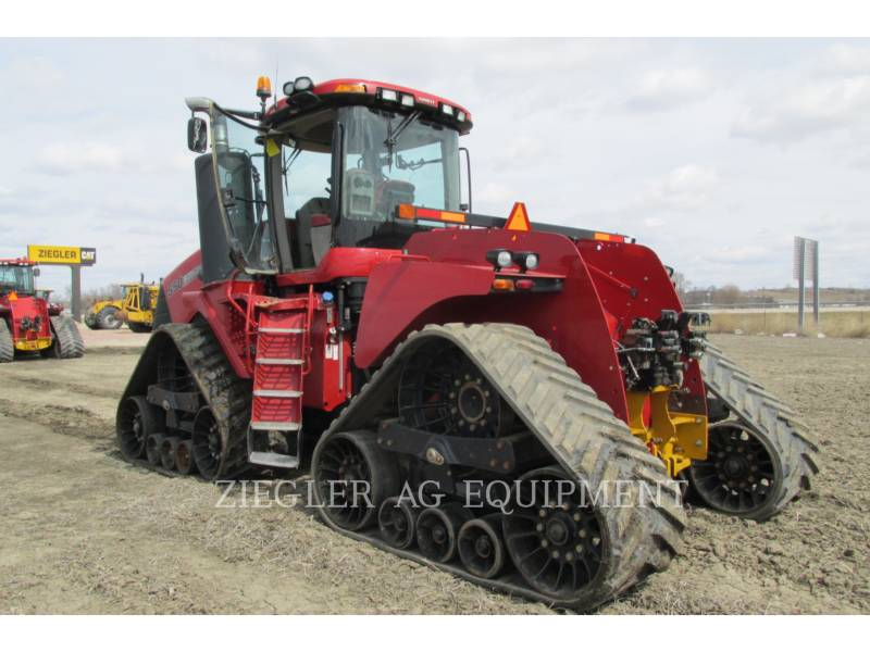 CASE/NEW HOLLAND CIĄGNIKI ROLNICZE 550QT equipment  photo 5