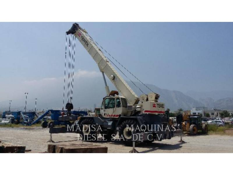 TEREX CORPORATION GRÚAS RT665 equipment  photo 5