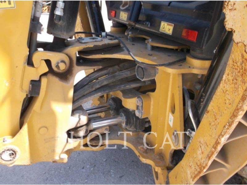 CATERPILLAR TERNE 416F2ST equipment  photo 9