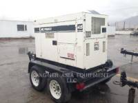 Equipment photo MULTIQUIP DCA45 STATIONARY GENERATOR SETS 1