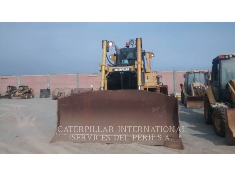 Caterpillar TRACTOARE CU ŞENILE D7RII equipment  photo 2