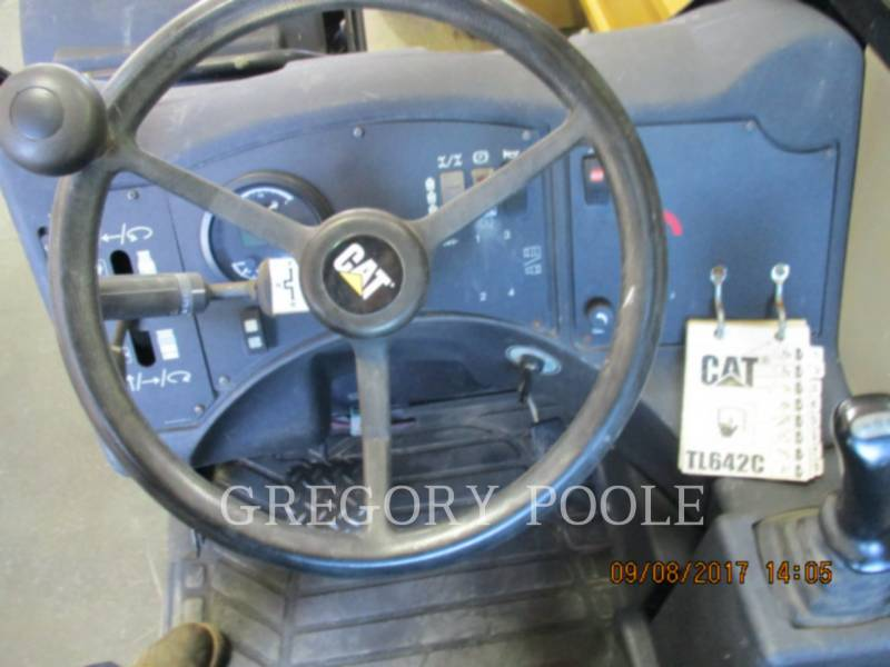 CATERPILLAR TELEHANDLER TL642C equipment  photo 16