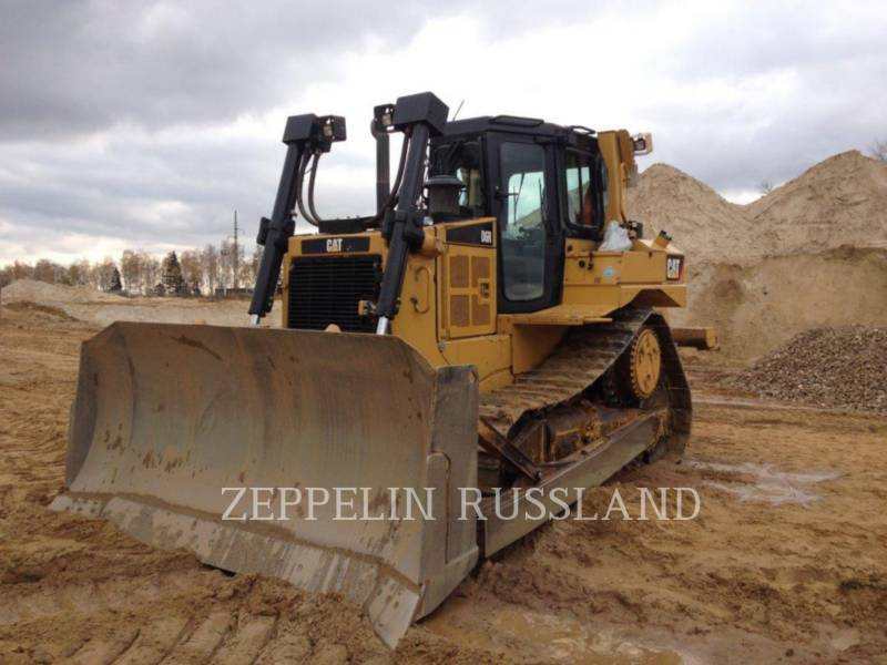 CATERPILLAR TRACK TYPE TRACTORS D 6 R equipment  photo 8