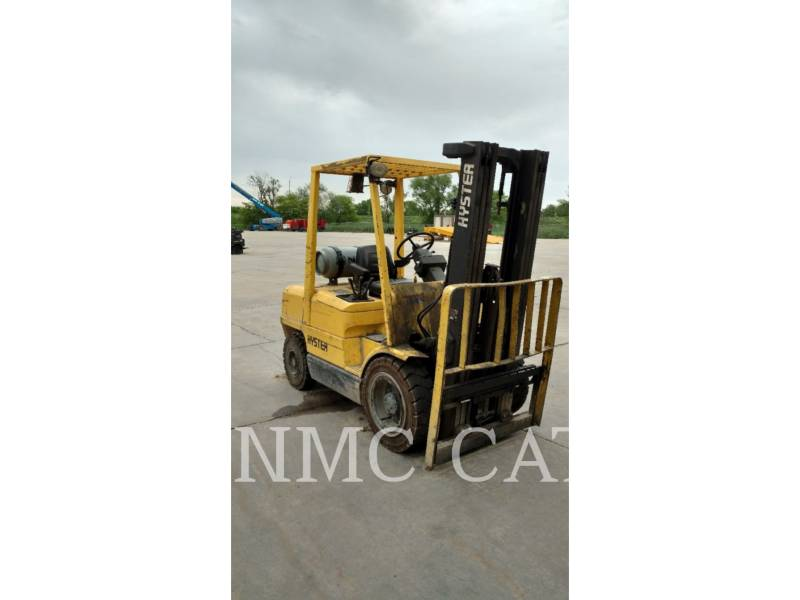 HYSTER FORKLIFTS H60XM_HY equipment  photo 1