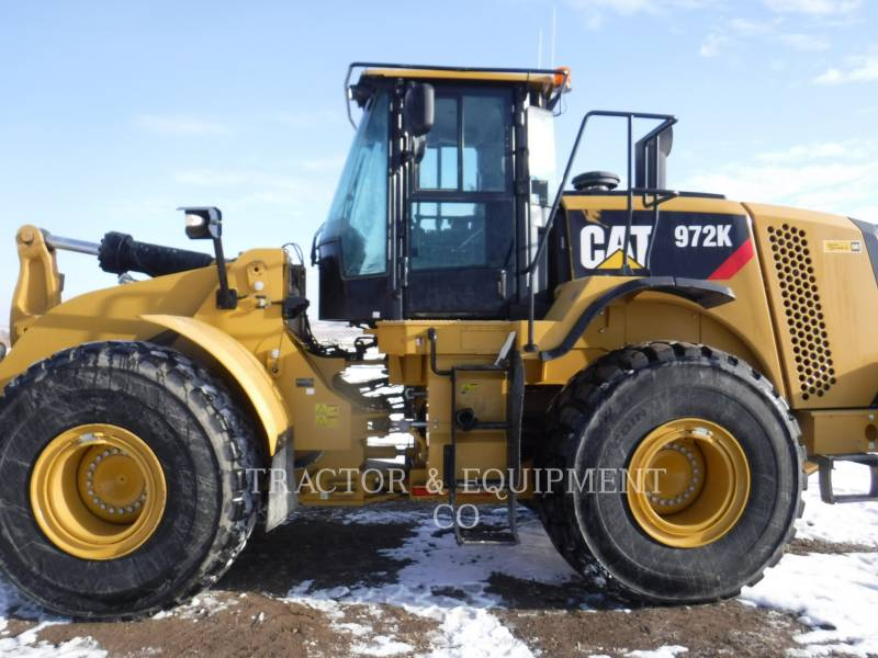 CATERPILLAR PALE GOMMATE/PALE GOMMATE MULTIUSO 972K equipment  photo 7