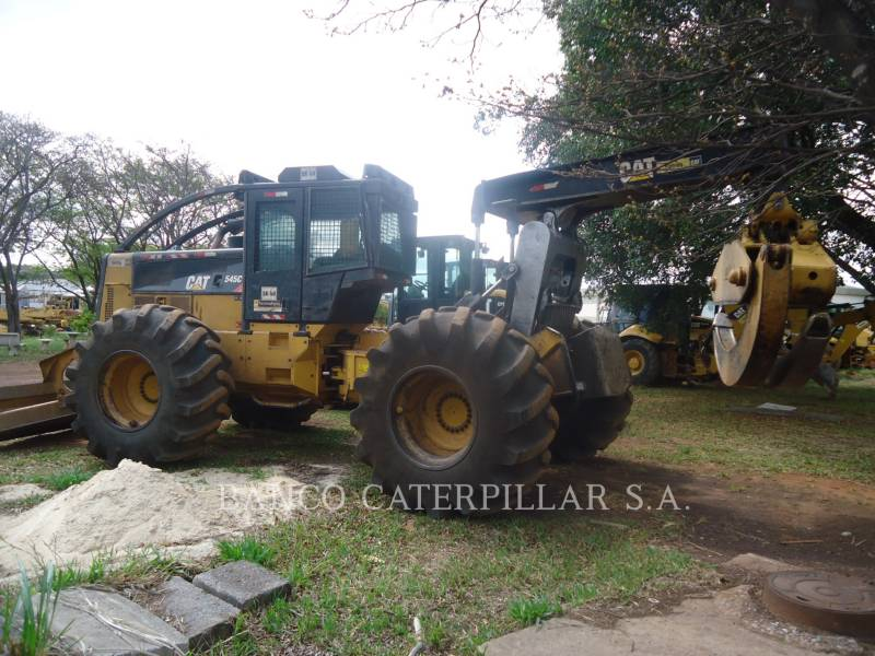 CATERPILLAR SILVICULTURA - TRATOR FLORESTAL 545C equipment  photo 3
