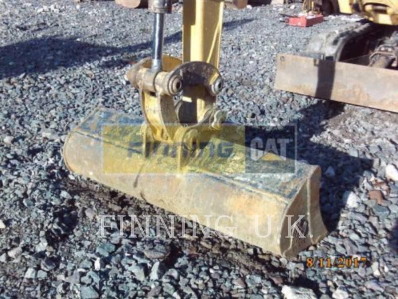 CATERPILLAR KETTEN-HYDRAULIKBAGGER 301.4CEXCB equipment  photo 8
