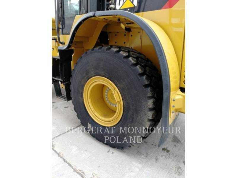 CATERPILLAR CARGADORES DE RUEDAS 962K equipment  photo 7
