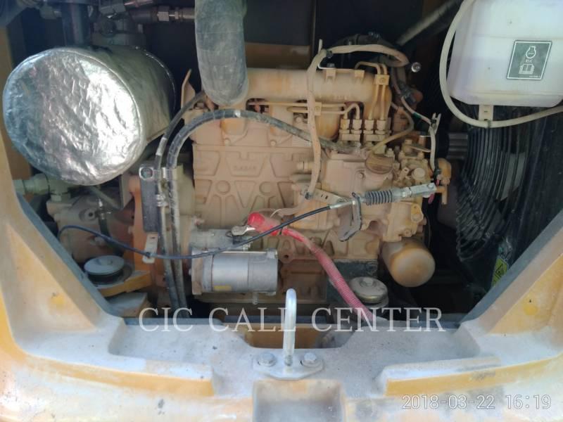 CATERPILLAR TRACK EXCAVATORS 305.5E2 equipment  photo 19