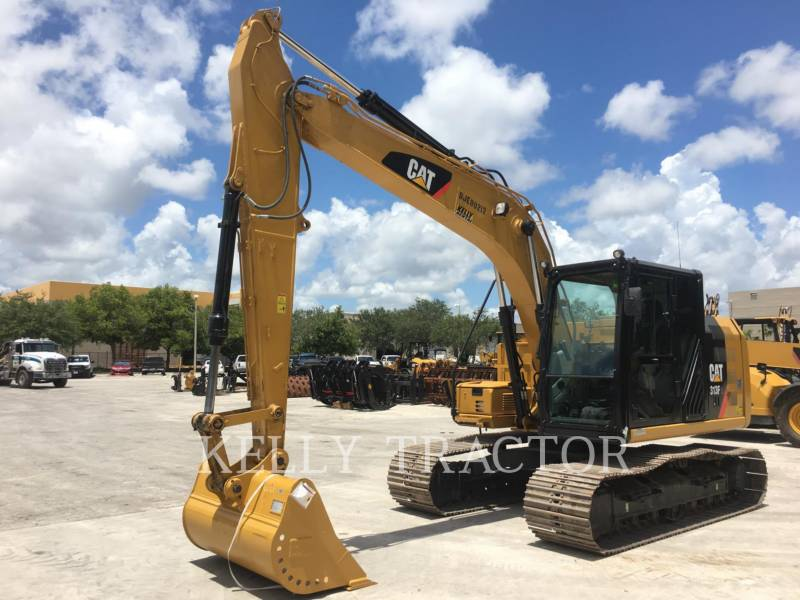 CATERPILLAR TRACK EXCAVATORS 313FL equipment  photo 1