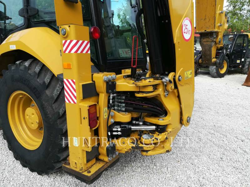 CATERPILLAR RETROEXCAVADORAS CARGADORAS 428F2 equipment  photo 10