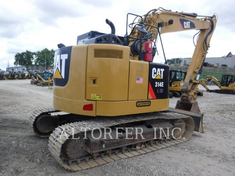 CATERPILLAR トラック油圧ショベル 314ELCR equipment  photo 6