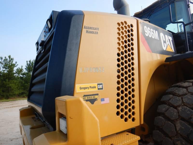 CATERPILLAR RADLADER/INDUSTRIE-RADLADER 966 M equipment  photo 18