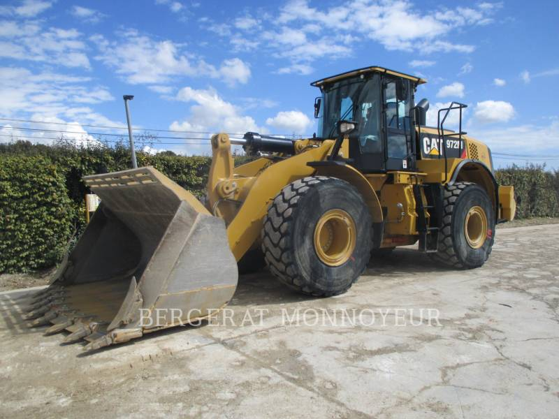 CATERPILLAR CARGADORES DE RUEDAS 972M equipment  photo 6