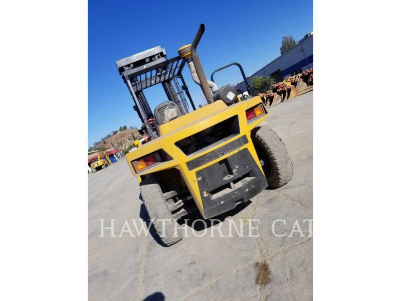 CATERPILLAR FORKLIFTS DP90D equipment  photo 4