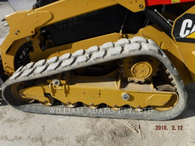 CATERPILLAR PALE CINGOLATE MULTI TERRAIN 299D XHP equipment  photo 10