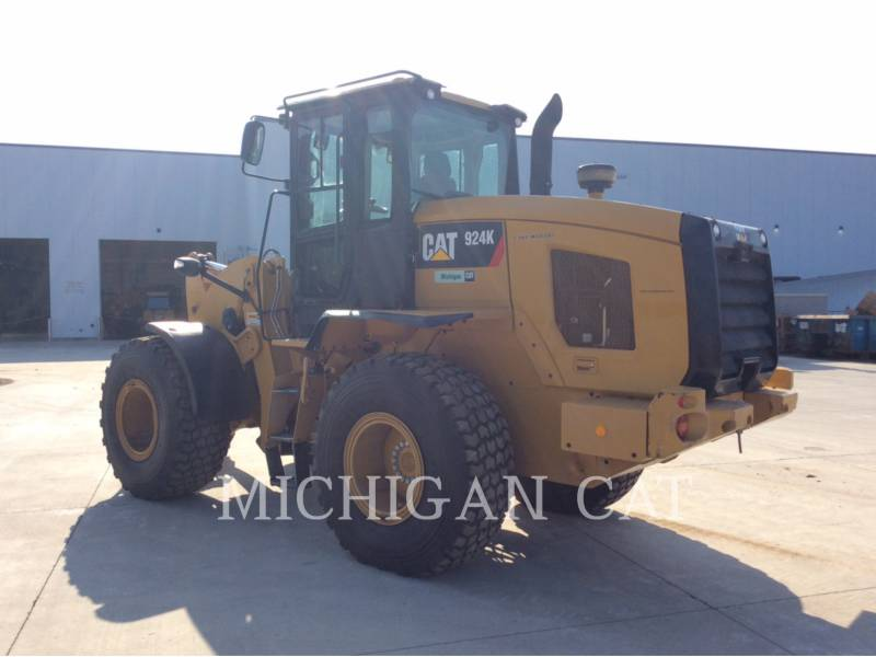 CATERPILLAR WHEEL LOADERS/INTEGRATED TOOLCARRIERS 924K RQ equipment  photo 4