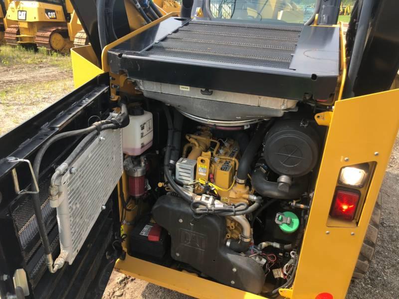 CATERPILLAR KOMPAKTLADER 262 D equipment  photo 7