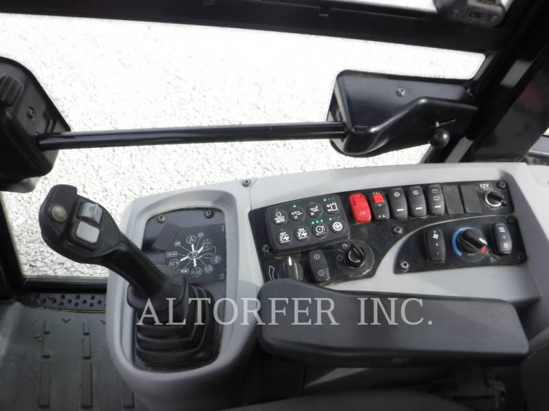 CATERPILLAR WIELLADERS/GEÏNTEGREERDE GEREEDSCHAPSDRAGERS 906M equipment  photo 8