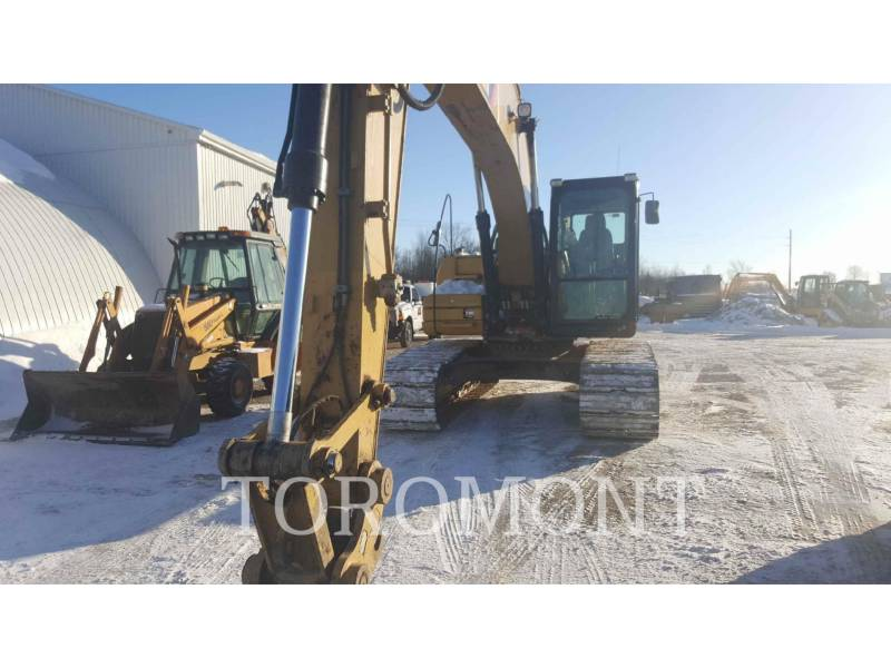 CATERPILLAR TRACK EXCAVATORS 320DL equipment  photo 4