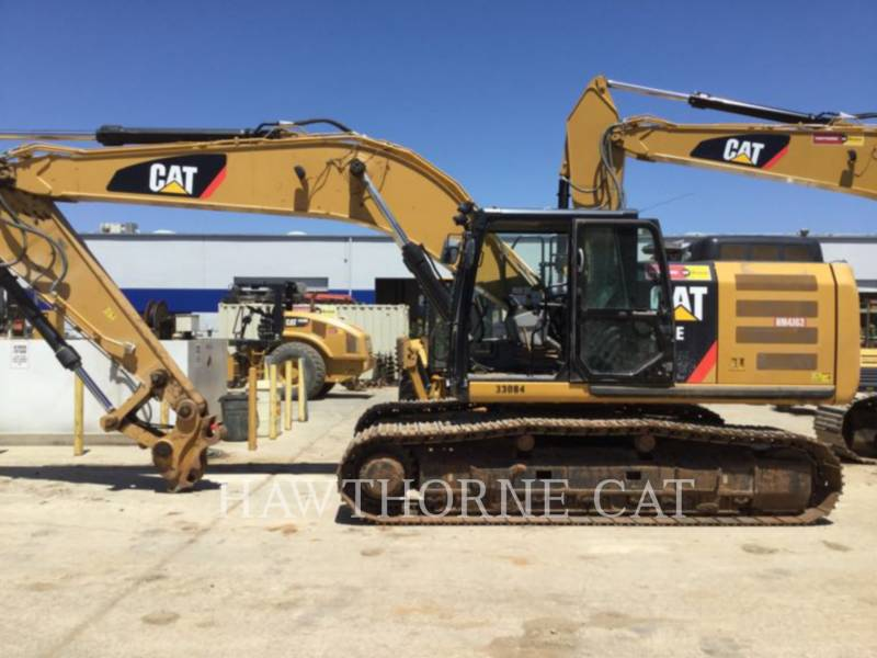 CATERPILLAR PELLES SUR CHAINES 329E equipment  photo 1