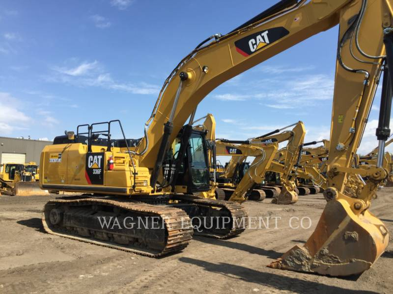 CATERPILLAR KETTEN-HYDRAULIKBAGGER 336FL TC equipment  photo 2
