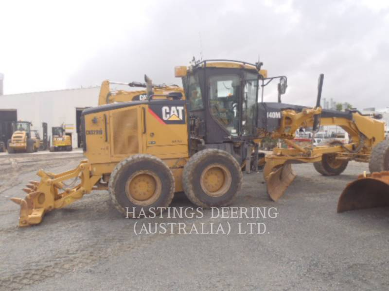CATERPILLAR MOTORGRADER 140M equipment  photo 3