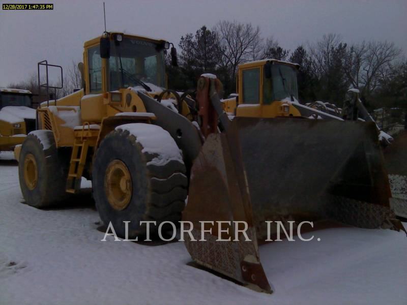 VOLVO CONSTRUCTION EQUIPMENT WHEEL LOADERS/INTEGRATED TOOLCARRIERS L220E equipment  photo 1