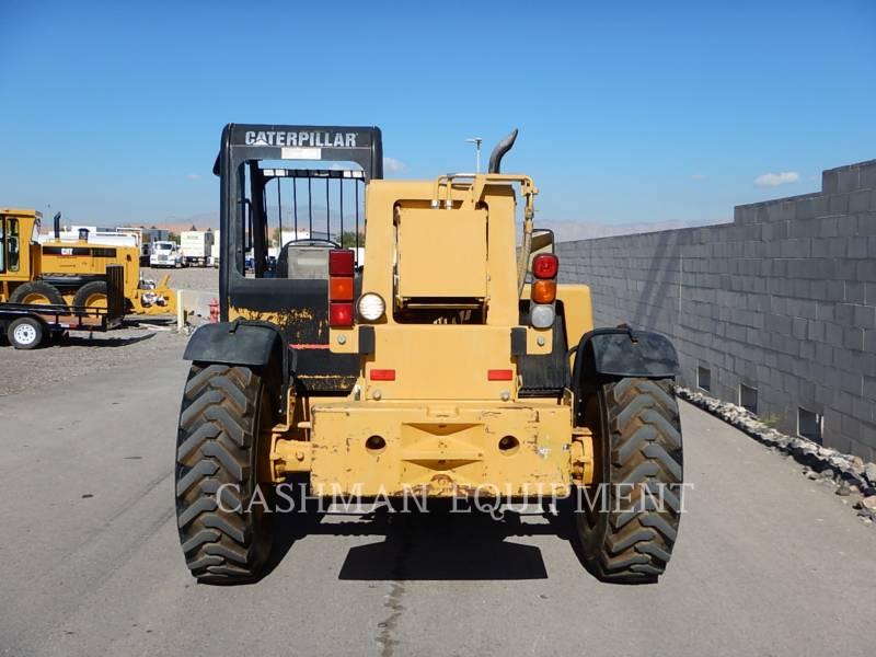 CATERPILLAR TELEHANDLER TH63 equipment  photo 8