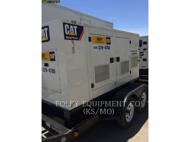 OLYMPIAN CAT Grupos electrógenos portátiles XQ60 equipment  photo 1