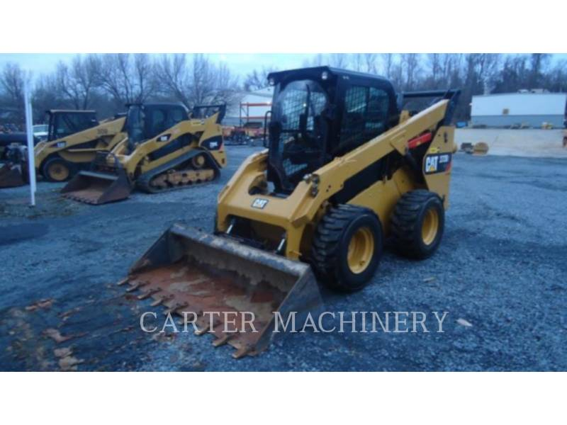 CATERPILLAR CHARGEURS COMPACTS RIGIDES 272D2 AC equipment  photo 5