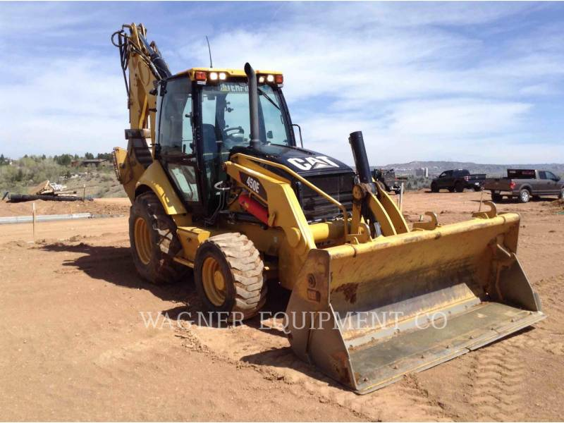 Caterpillar BULDOEXCAVATOARE 450E 4WDE equipment  photo 2