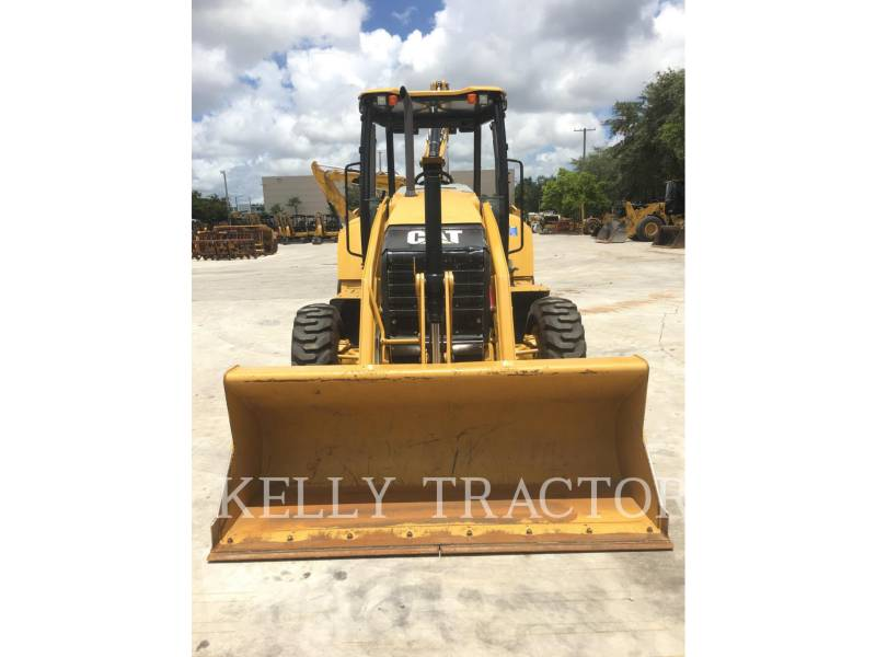CATERPILLAR BAGGERLADER 415F2ST equipment  photo 8