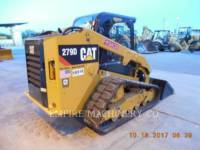 CATERPILLAR KOMPAKTLADER 279D equipment  photo 2