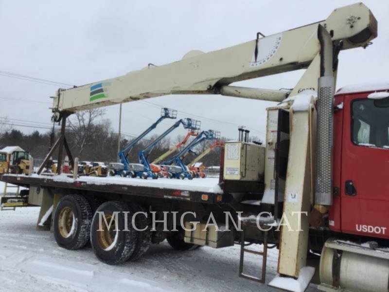 FREIGHTLINER ON HIGHWAY TRUCKS FL112 equipment  photo 5