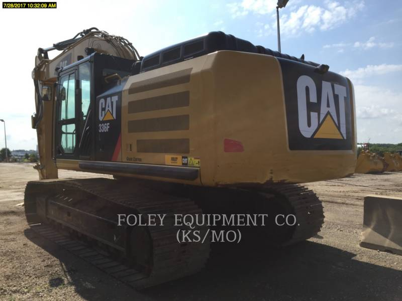 CATERPILLAR ESCAVADEIRAS 336FL12 equipment  photo 4
