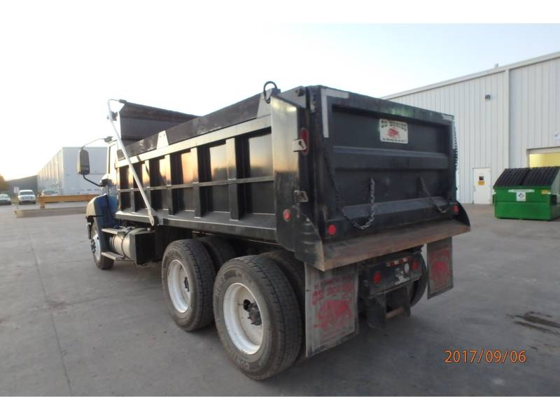CATERPILLAR CAMIONS ROUTIERS CT660S equipment  photo 4