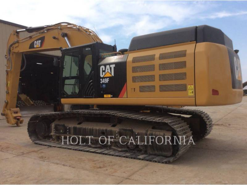 CATERPILLAR EXCAVADORAS DE CADENAS 349F equipment  photo 4