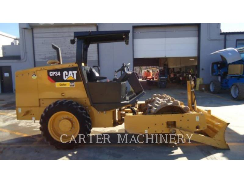 CATERPILLAR COMPACTADORES CP34 CY equipment  photo 1