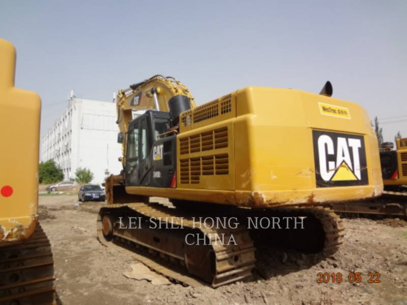 CATERPILLAR KETTEN-HYDRAULIKBAGGER 349D2 equipment  photo 5