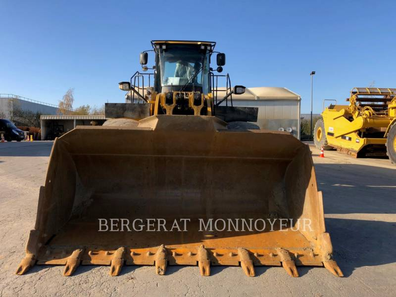 CATERPILLAR MINING WHEEL LOADER 980K equipment  photo 6