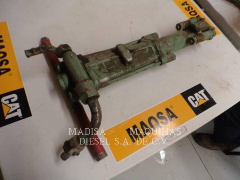 SULLAIR HERRAMIENTA DE TRABAJO - MARTILLO MRD-55 equipment  photo 4