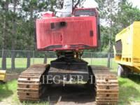 TIMBERPRO FORESTRY - FELLER BUNCHERS - TRACK TL735B equipment  photo 6