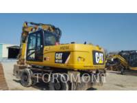 CATERPILLAR TRACK EXCAVATORS M318D equipment  photo 3